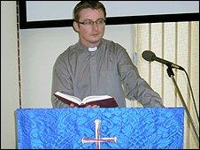 Reverend Andrew Murphy