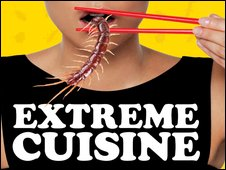 Extreme cuisine cover