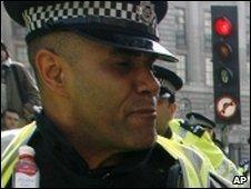 Police Sergeant Smellie