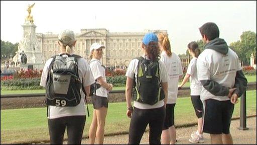 Jogging tours
