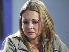 Lacey Turner as Stacey Slater