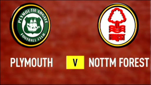 Plymouth v Nottingham Forest