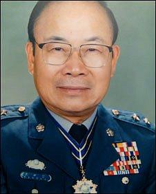 General (ret) Huang Shih-chung, Taiwan