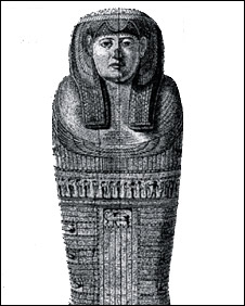Granville's mummy