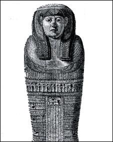 Granville's mummy