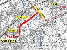 Road plans