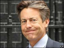 Culture, Media and Sport Secretary Ben Bradshaw