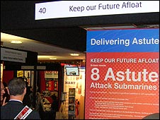 Keep our future afloat stand