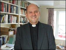 The Rev Jeremy Fletcher