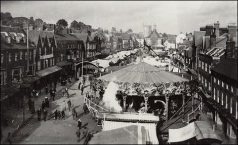 Marborough Mop in the 1900s
