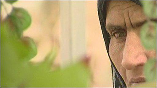 Iraq widow