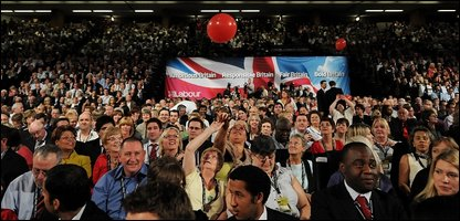 Labour delegates