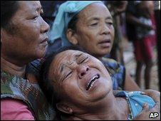 Sangmaya Tamang mourns the death of her daughter Kumari Tamang