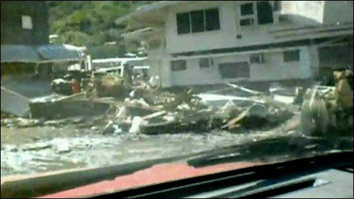 Samoa footage