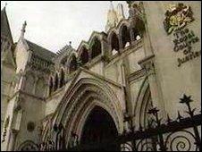 Appeal Court, London