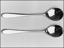 David Mellor, teaspoons
