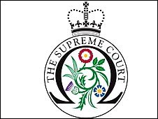 Emblem of the Supreme Court