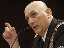 Gen Ray Odierno, 30 Sept 2009