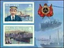 Stamps (Pic: Manx Post Office)