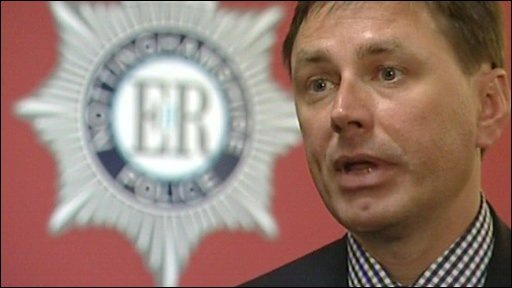Detective Superintendent Adrian Pearson