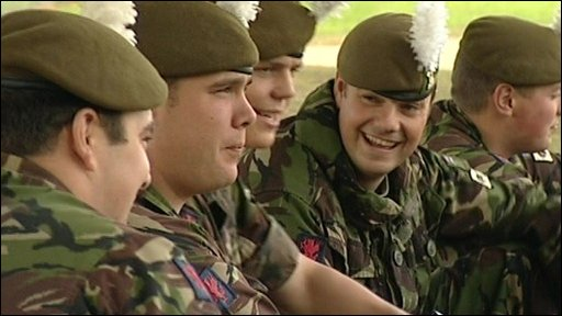 The First Battalion The Royal Welsh