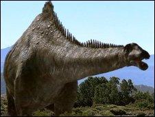 Sauropod dinosaur
