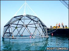Aquadome (Scott Lindell)