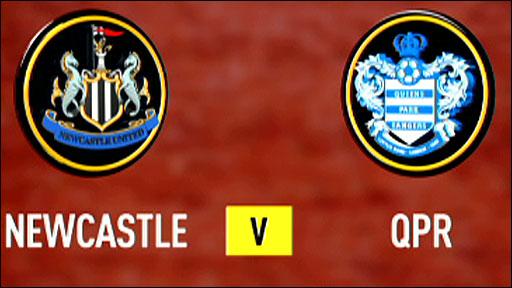 Newcastle v QPR