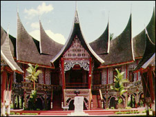 Balai Janggo palace, Padang (file photo)