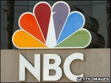 NBC peacock sign