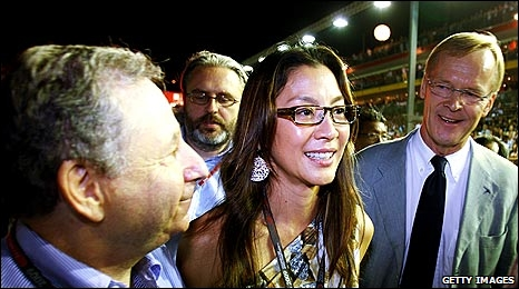 Jean Todt (left) and Ari Vatanen (right)