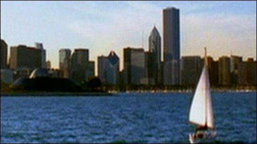 Still from Chicago promotional video