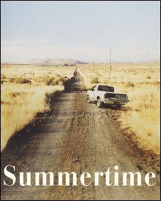 Cover to Sumertime by JM Coetzee