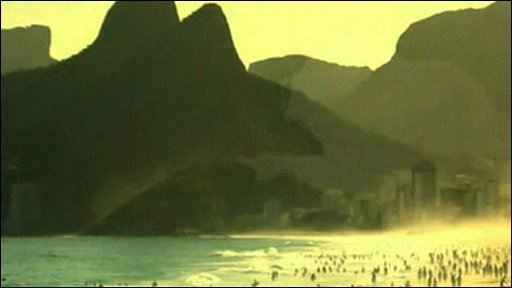 Still from Rio promotional video
