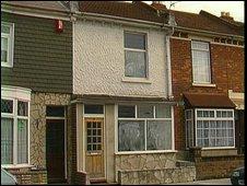 Repossessed house
