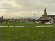 Fraserburgh FC's Bellslea
