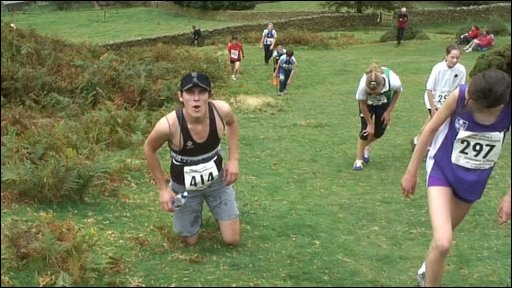 Fell Running in Cumbria