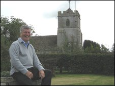 Ken Maddock, Leader of Somerset County Council