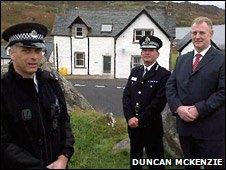 Rhiconich Police Station