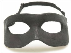 Lone Ranger mask