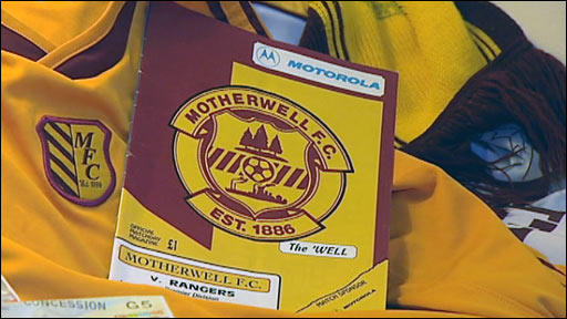 Motherwell Football Club memorabilia