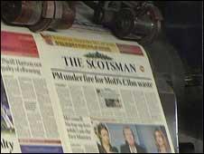 Scotsman printing
