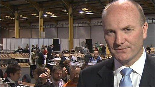 Libertas leader Declan Ganley