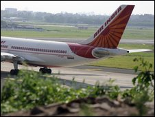 Air India plane