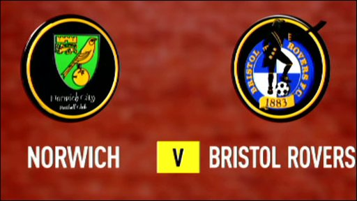 Norwich v Bristol Rovers