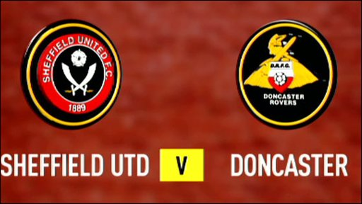 Sheffield United v Doncaster
