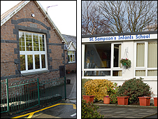 St Andrew's Primary and St. Sampson's Infants schools