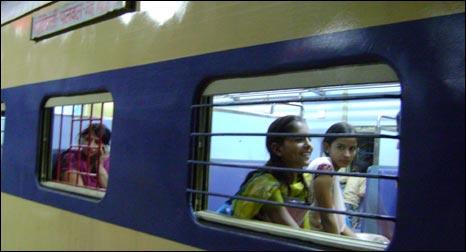 Ladies' Special train