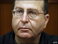 Moshe Yaalon, former Israeli military chief of staff