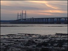 River Severn estuary